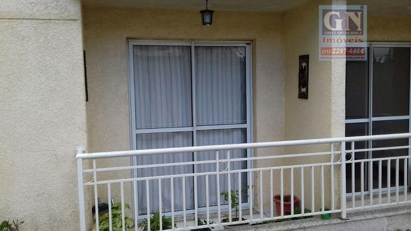 apartamento de 50,10 m² de área útil, térreo com 02 dormitórios com móveis planejados, sala com...