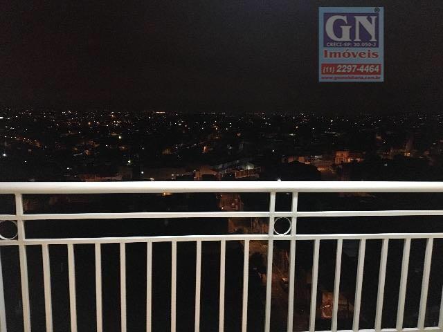 vende-se lindo apartamento com 50,13 m² de área privativa. 7º andar, área interna composta por: 2...