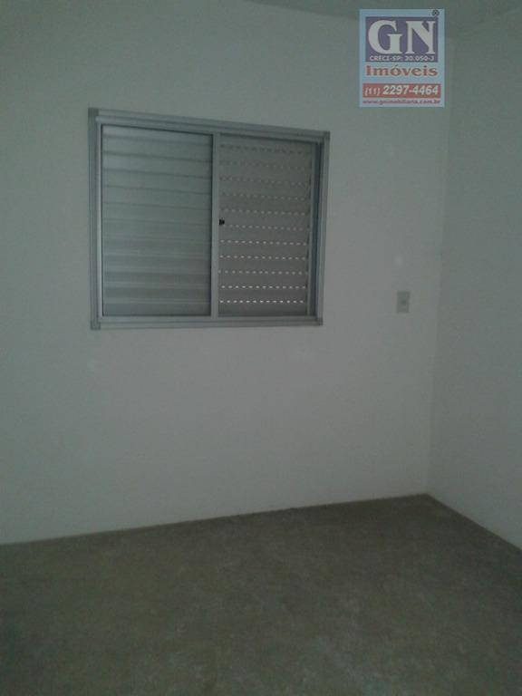 vende-se excelente apartamento novo, no contrapiso, 4º andar, 51 m² de área útil, com 02 dormitórios,...