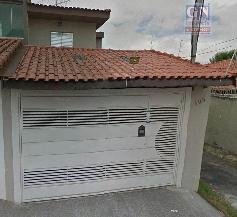 vende-se excelente sobrado com área construída de 88,19 m², terreno de 125 m² (5x25) com 03...