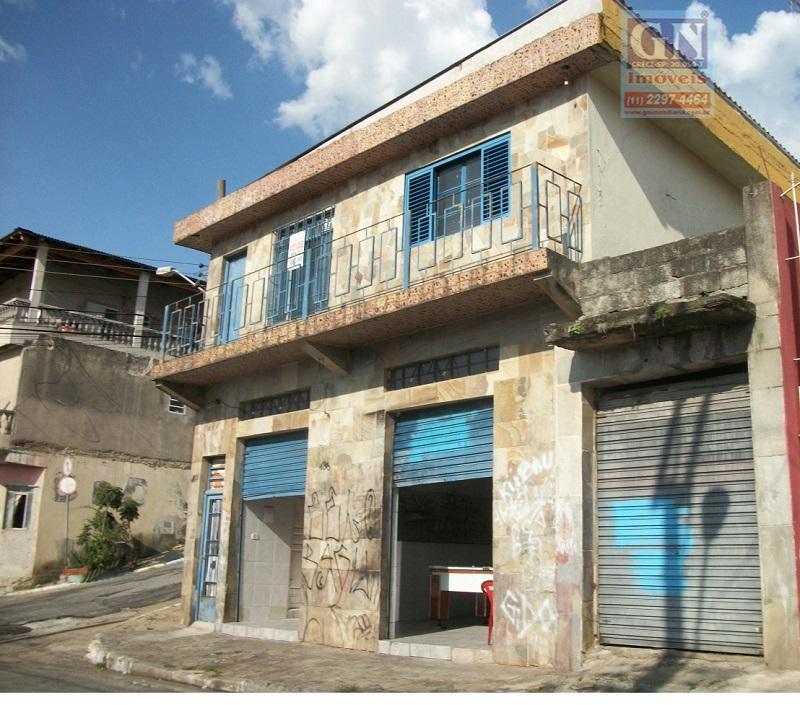 Vende-se prédio misto (comercial/residencial) na Vila Carolina-São Miguel Paulista