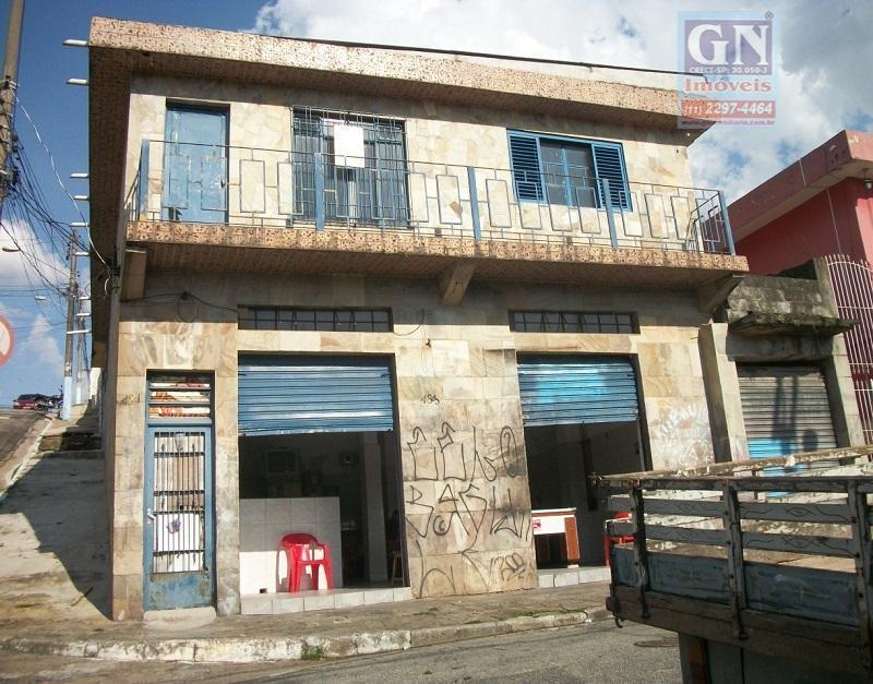 vende-se prédio misto (comercial/residencial), precisando de reforma, com área construída em torno de 244,00 m², terreno...