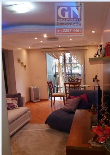 vende-se excelente apartamento de 52 m² de área útil, mais 8,40 m² garagem, térreo, com 02...