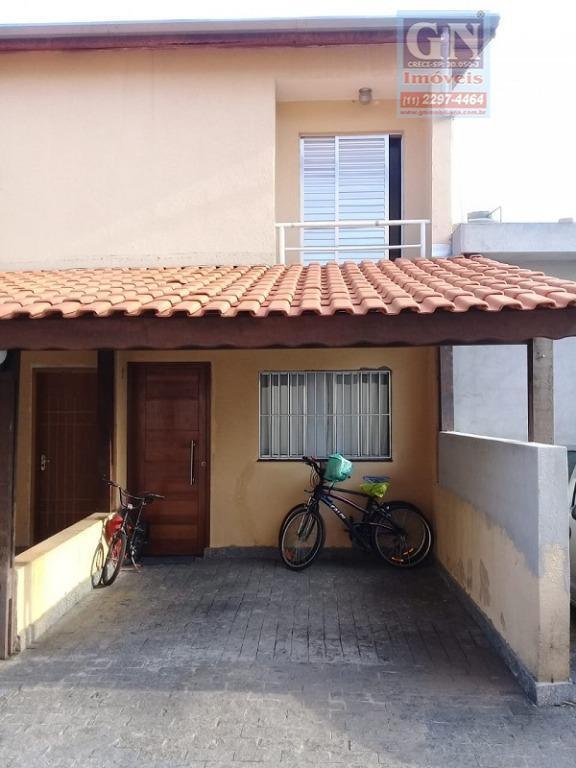 Vende-se excelente sobrado em condomínio com 02 dormitórios Vila Taquari (Itaquera)