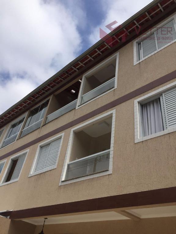 Casa triplex 3 dormitórios 3 suítes à venda, Vila Voturua, S