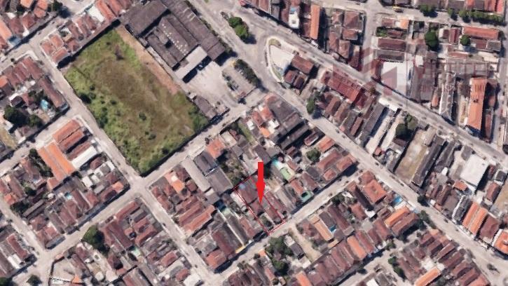 Terreno residencial à venda, Esplanada dos Barreiros, São Vi