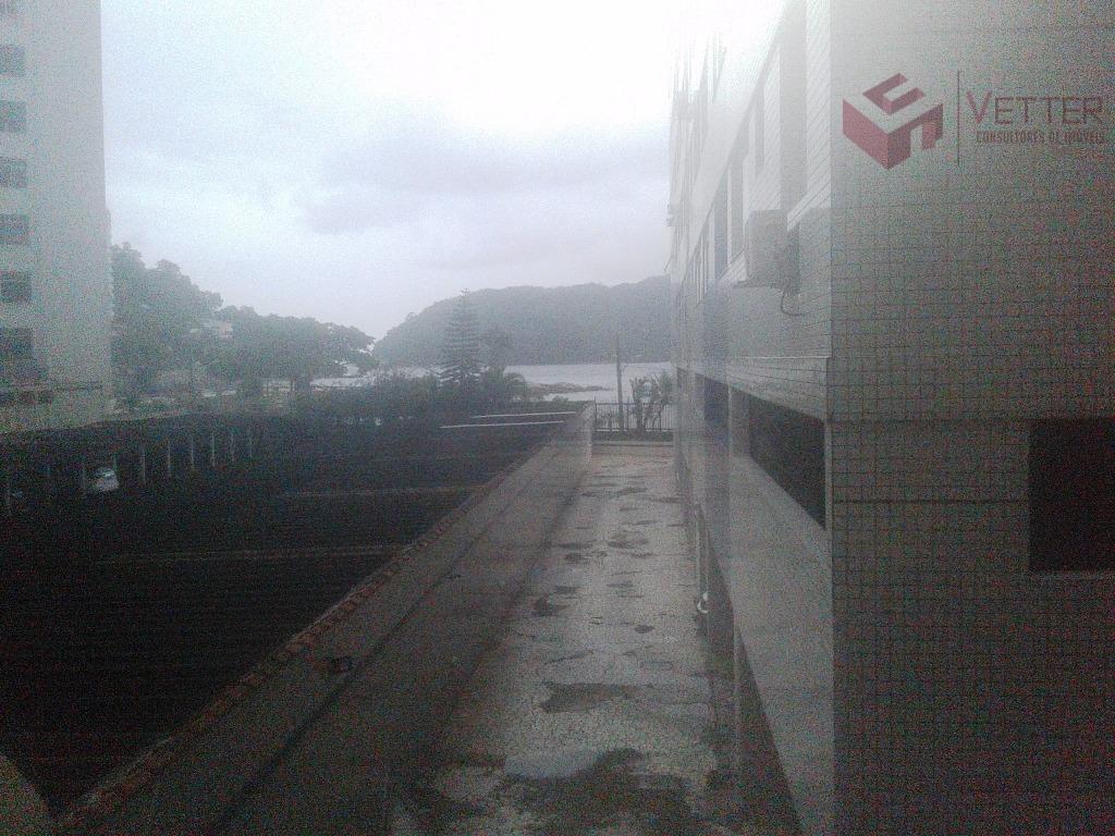 Apartamento residencial para venda e locação, Itararé, São V