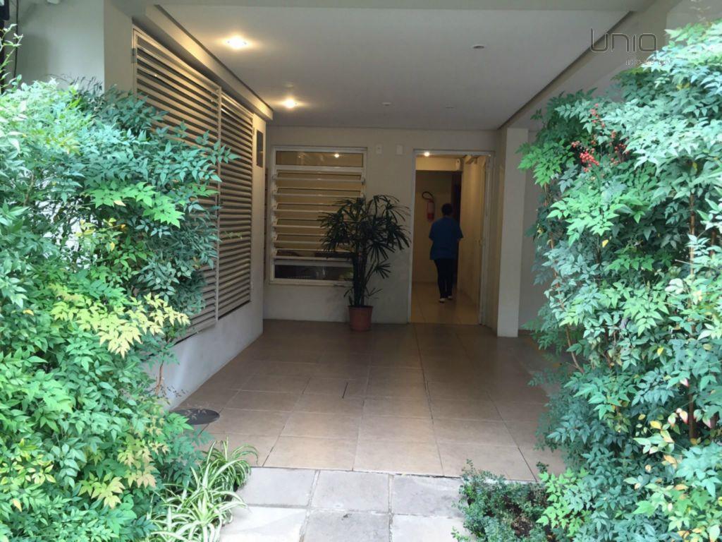 Apartamento de 1 dormitório em Rio Branco, Porto Alegre - RS