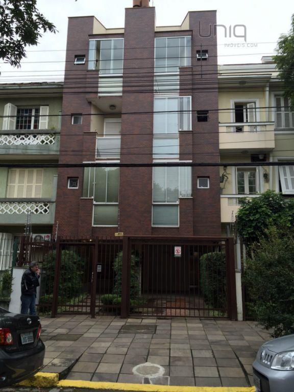 Kitnet de 1 dormitório em Rio Branco, Porto Alegre - RS