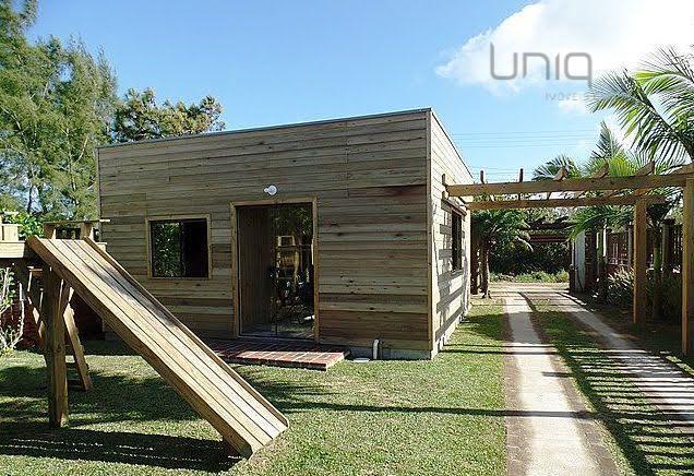 Casa de 3 dormitórios em Nova Tramandaí, Tramandaí - RS