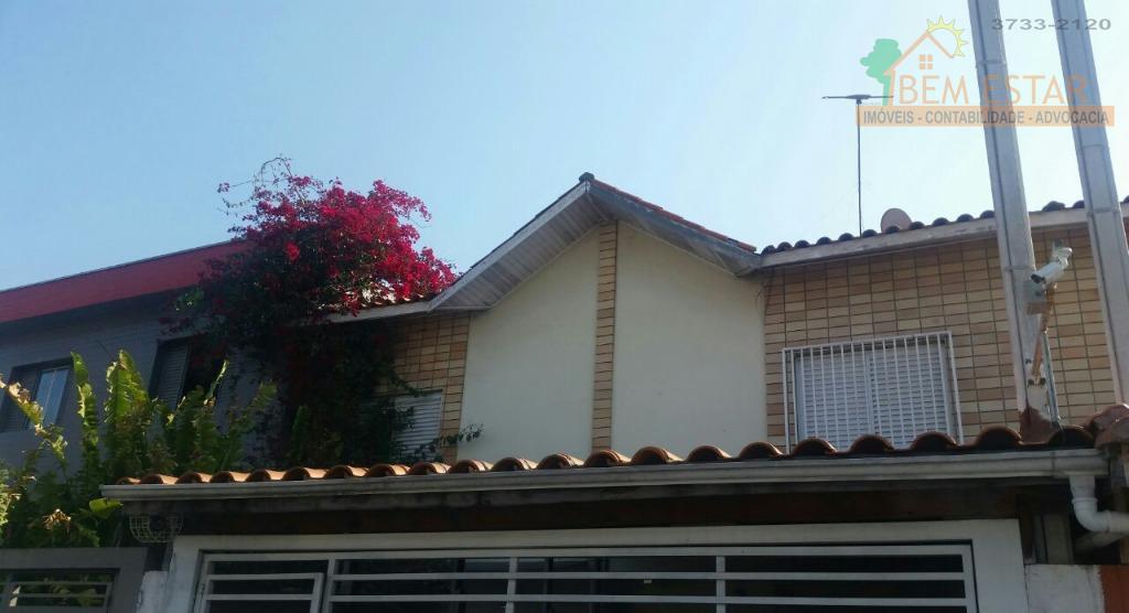 Sobrado residencial à venda, Jardim Esmeralda, São Paulo.