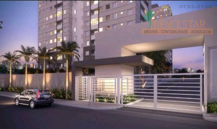 Apartamento residencial à venda, Jardim do Lago, São Paulo.