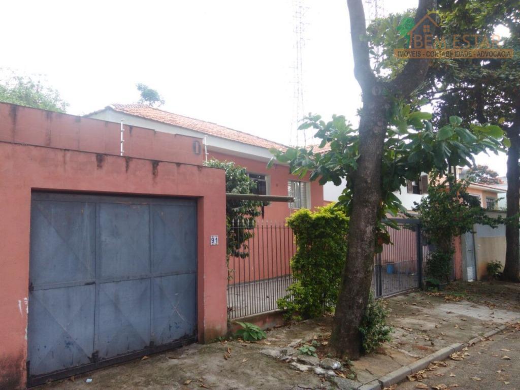 Casa residencial à venda, Vila São Domingos, São Paulo.