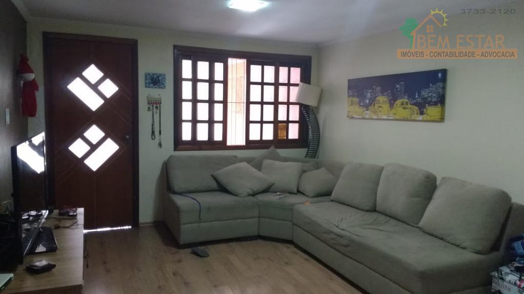 Sobrado residencial à venda, Vila Butantã, São Paulo.