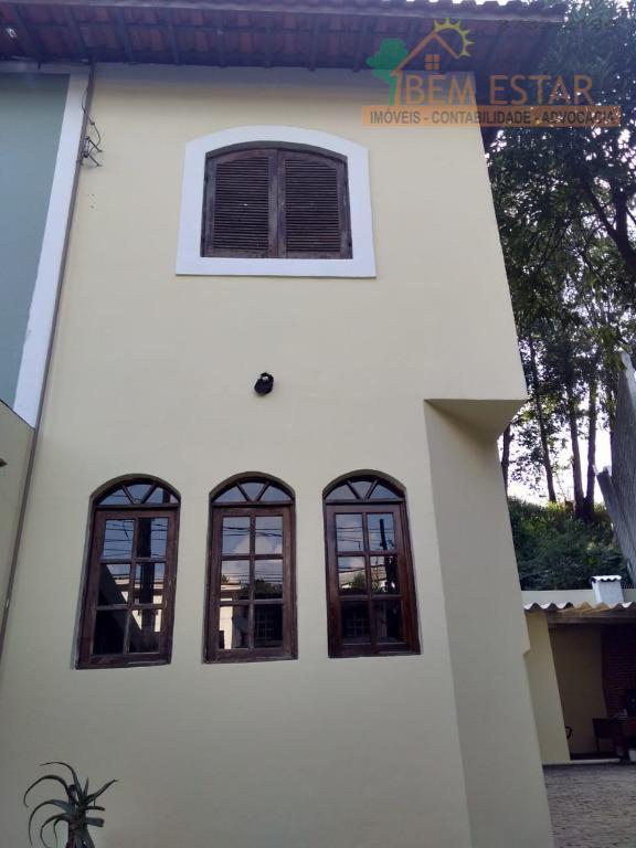 Sobrado residencial para venda e locação, Jardim Raposo Tavares, São Paulo.