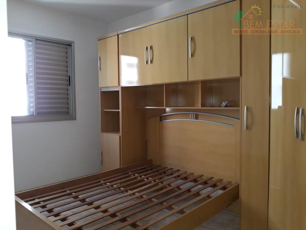 Apartamento com 2 dormitórios à venda, 58 m² por R$ 300.000 - Jardim Esmeralda - São Paulo/SP