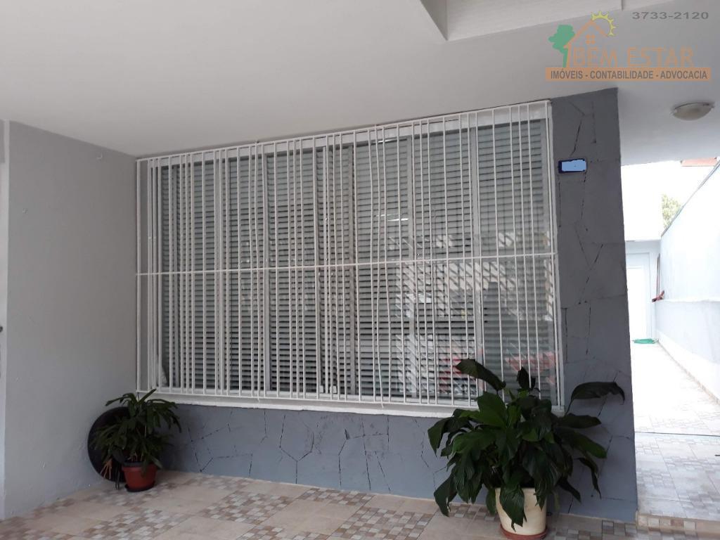 Sobrado residencial à venda, Jardim Bonfiglioli, São Paulo.