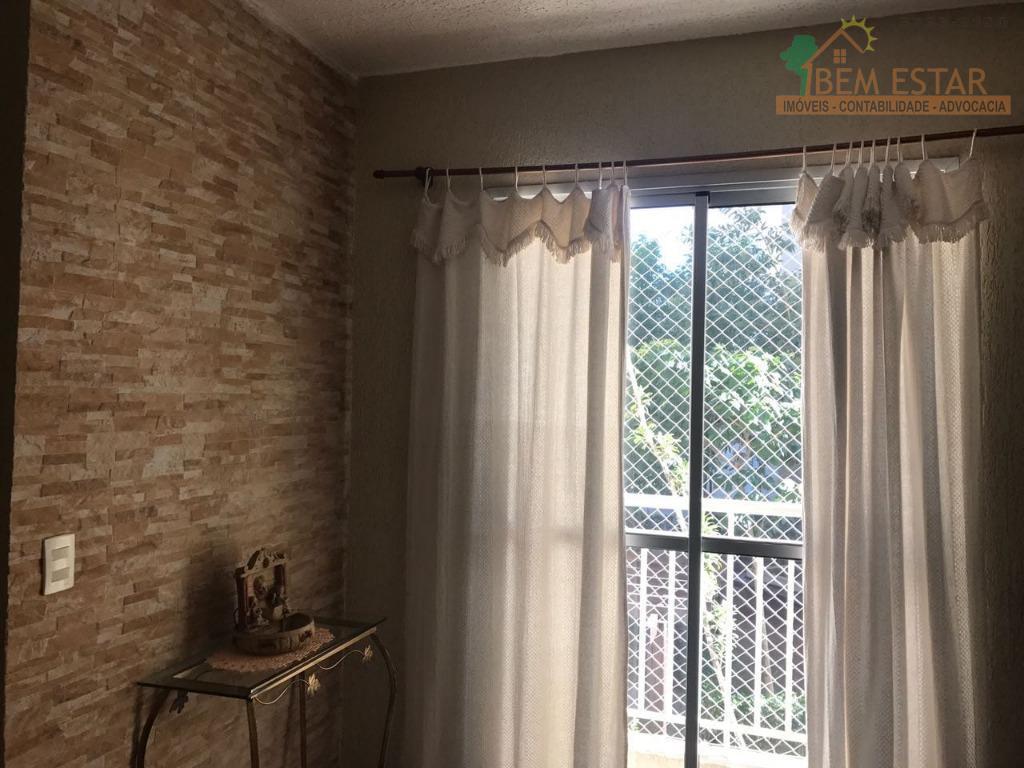 Apartamento com 2 dormitórios à venda, 50 m² por R$ 286.000 - Jardim Íris - São Paulo/SP