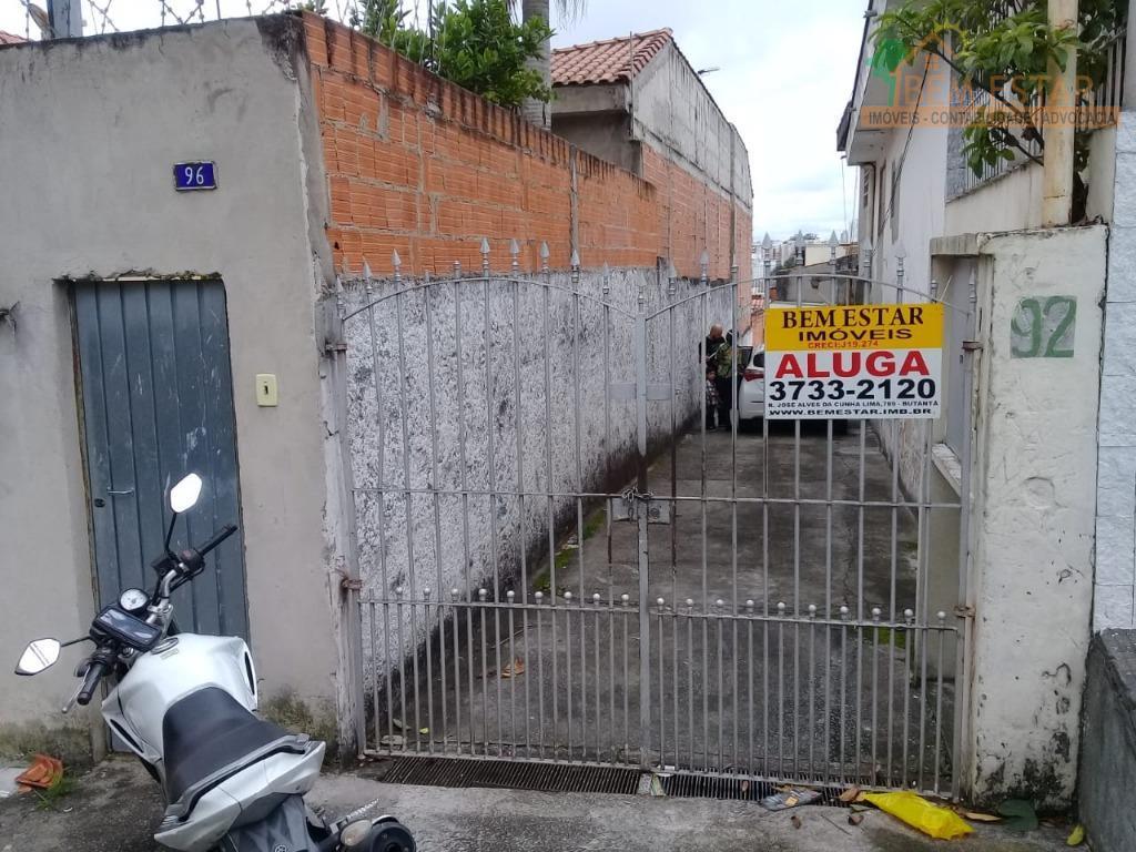 Casa para alugar por R$ 850/mês - Rio Pequeno - São Paulo/SP