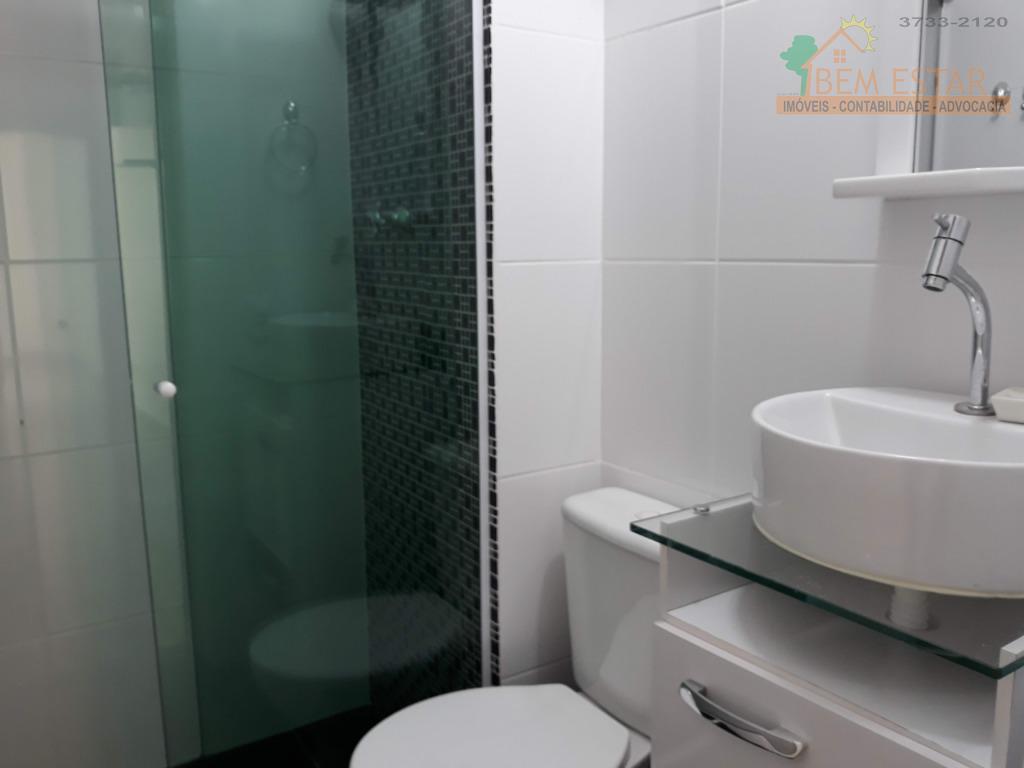 excelente apartamento reformado!!com 02 dormitórios, 01 banheiro, sala, cozinha com piso porcelanato. próximo aos shoppings granja...