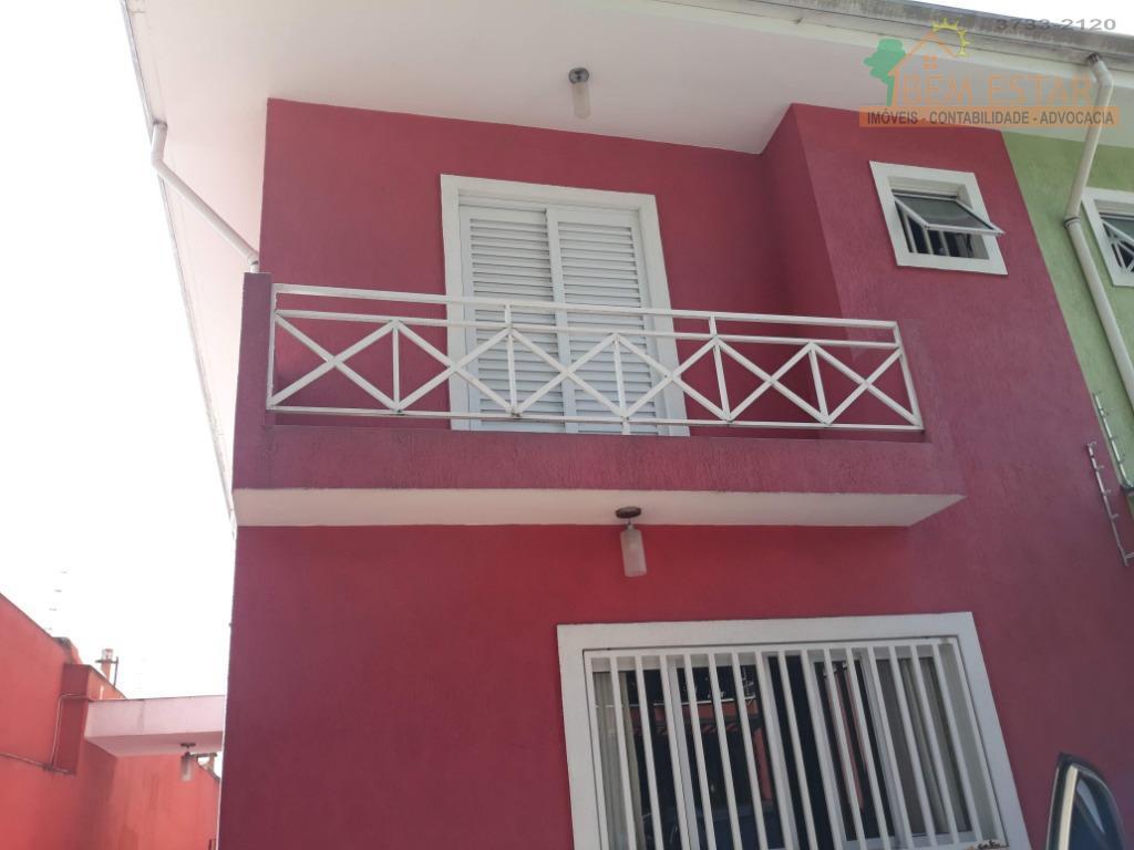 Sobrado com 3 dormitórios à venda, 160 m² por R$ 500.000 - Jardim Esmeralda - São Paulo/SP