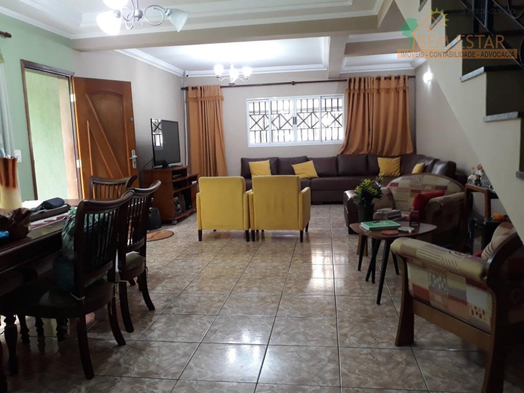 Sobrado com 3 dormitórios à venda, 160 m² por R$ 460.000 - Jardim Esmeralda - São Paulo/SP