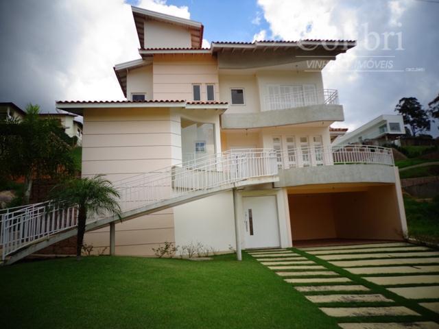 Casa residencial à venda, Condomínio Delle Stelle, Louveira - CA0376.