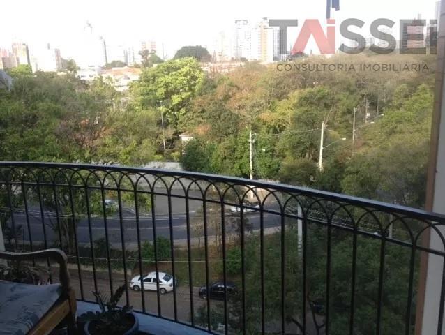 Apartamento residencial à venda, Vila Clementino, São Paulo - AP2101.