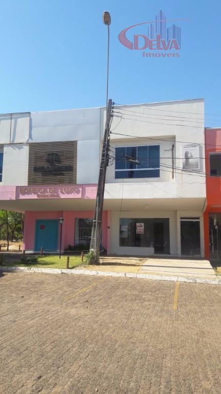 106 sul - Sala  comercial para venda e locação, Plano Diretor Sul, Palmas.
