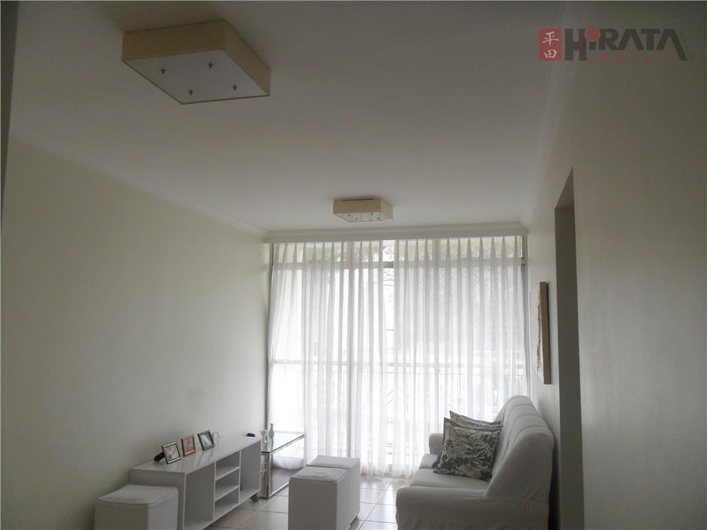 Apartamento bem conservado com 65 m².