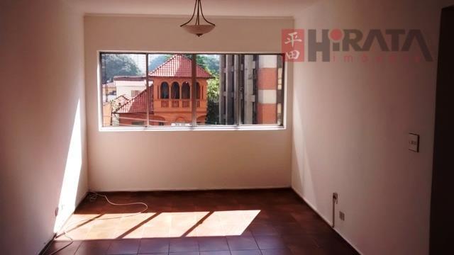 Apartamento residencial à venda, Vila Mariana, São Paulo - AP0648.