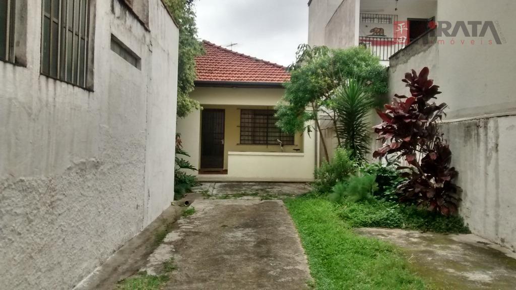 Casa  Terreá residencial à venda, Bosque da Saúde, São Paulo.