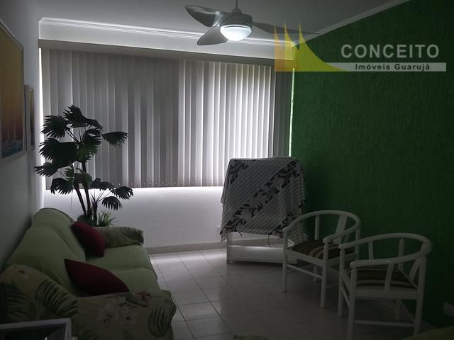 Apartamento à venda no Guarujá na Praia da Enseada.