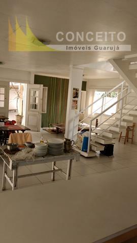 Casa residencial para locação, Pitangueiras, Guarujá.