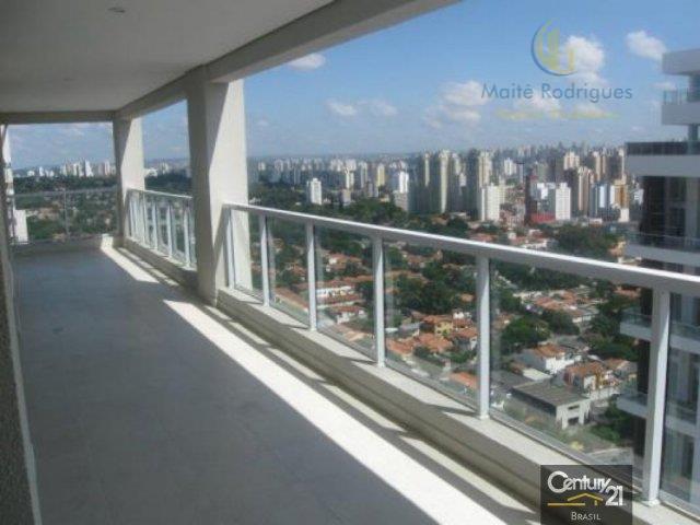 Belíssima Cobertura  no  Campo Belo com varanda espetacular!!