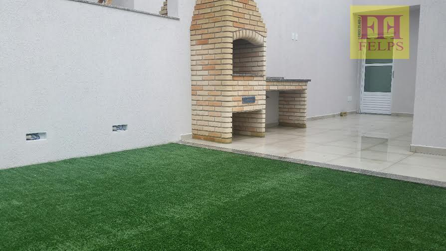 Coberturas S/Condomínio Jardim Bela Vista á 100 mts da Av. Portugal e 150mts do Shopping ABC