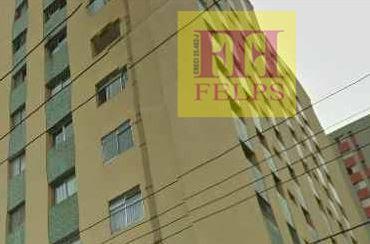 Apto, Vila Assunção, 2 dormitórios, sala, cozinha, wc, 1 vaga de garagem