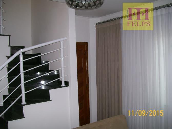 Vila Carrão, ótima localização, 2 dormitórios c/suite, cozinha, home oficce, sacada, alarme, churrasqueira, 3 vagas de garagem