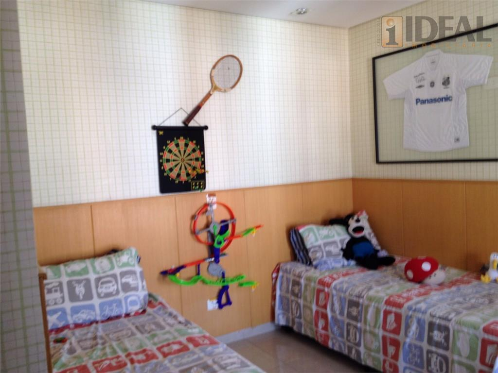 excelente apartamento, 3 dormitórios sendo 1 suite c.closet, sala 2 ambientes com varanda gourmet, 2 vagas...