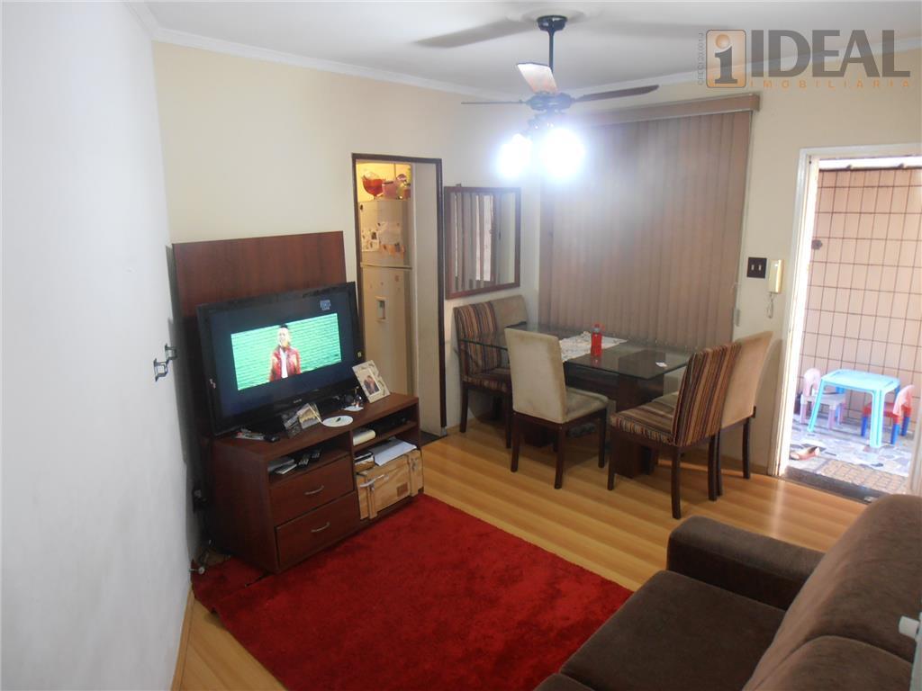 Apartamento  residencial à venda, Estuário, Santos.