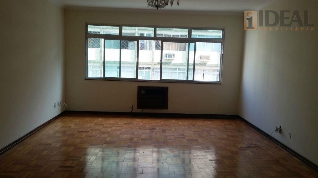 Apartamento residencial à venda, Gonzaga, Santos - AP0779.