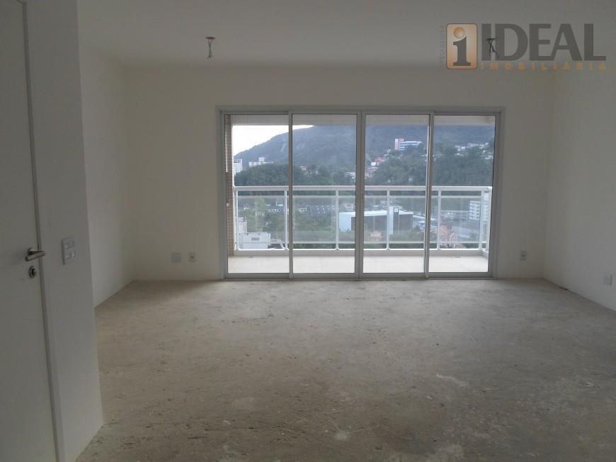 Apartamento residencial à venda, José Menino, Santos.