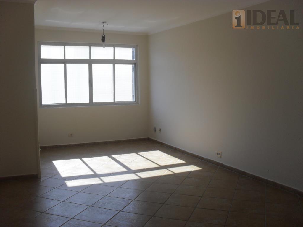 Apartamento  residencial para venda e locação, Campo Grande, Santos.