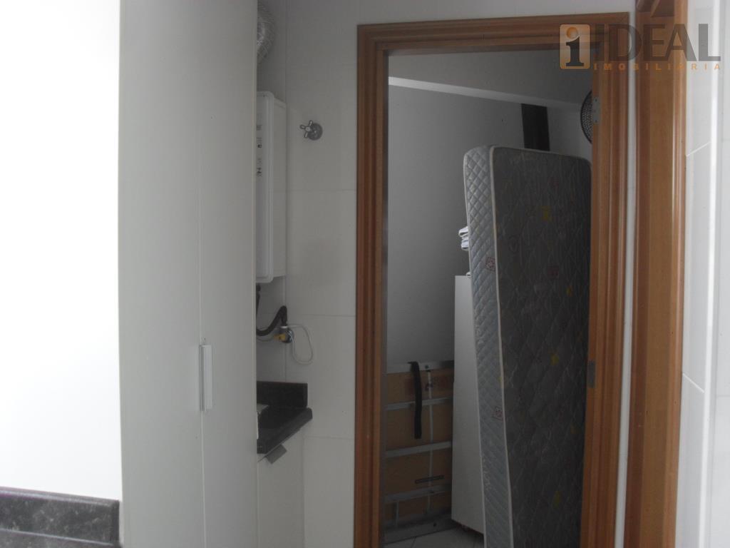 apartamento de 3 dormitórios, sendo 3 suítes, lavabo, varanda na sala e nos 3 dormitórios, sala...