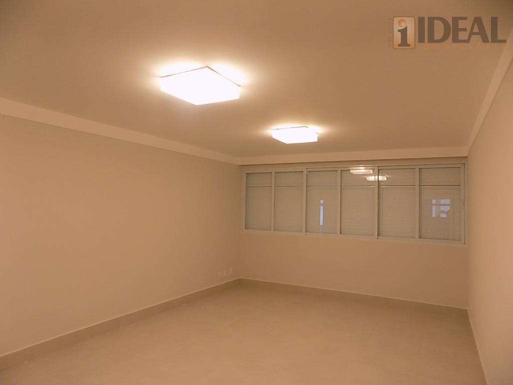 Apartamento  residencial à venda, Gonzaga, Santos.