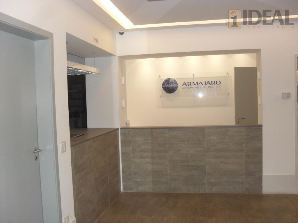 Conjunto  comercial para venda e locação, Centro, Santos.