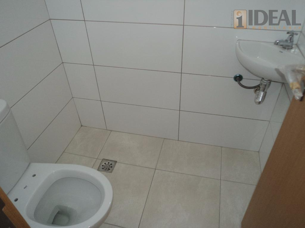 vista para marsala 3 ambientes com piso porcelanato, sacada mobiliável com churrasqueira, lavabo, cozinha grande, área...