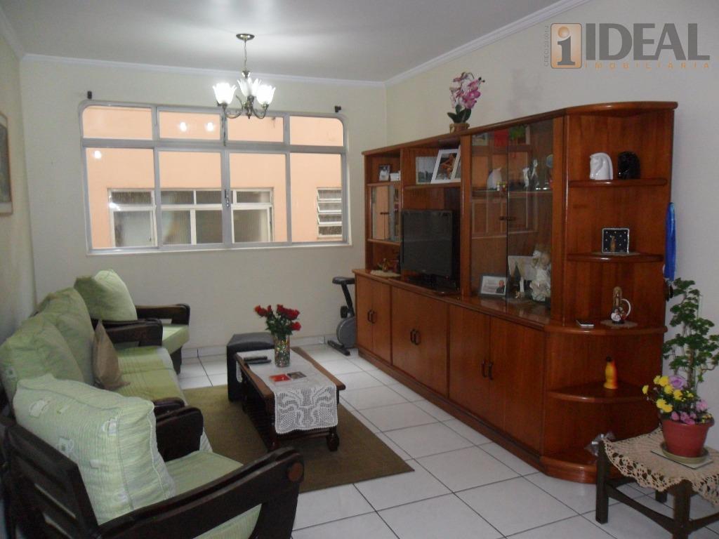 Apartamento residencial à venda, Gonzaga, Santos - AP1491.