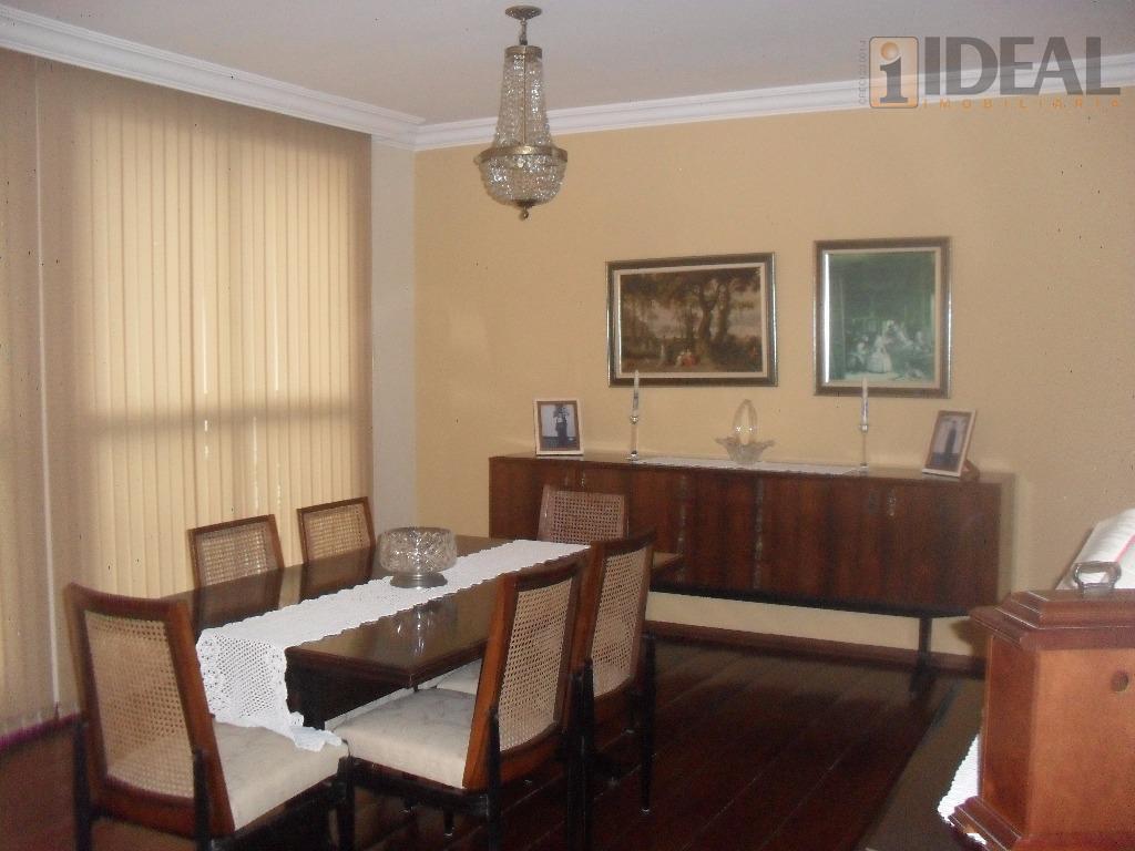 Apartamento residencial à venda, Vila Rica, Santos.