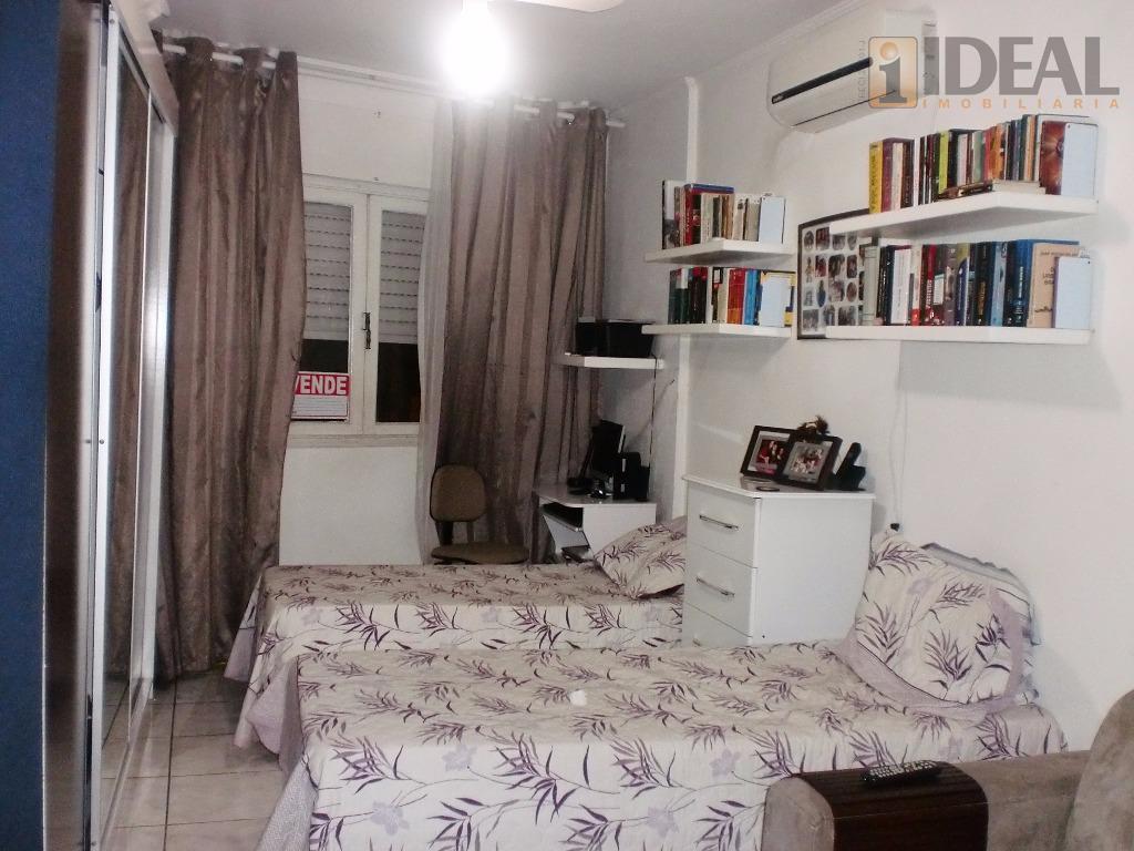 Kitnet residencial à venda, José Menino, Santos.